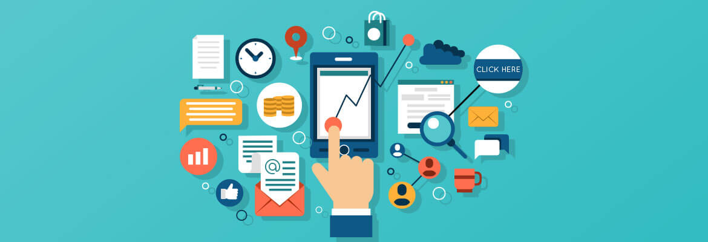 Agência digital de sites mobile