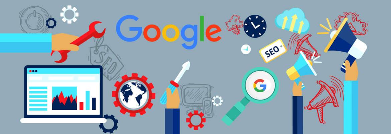 Como adicionar meu site no Google