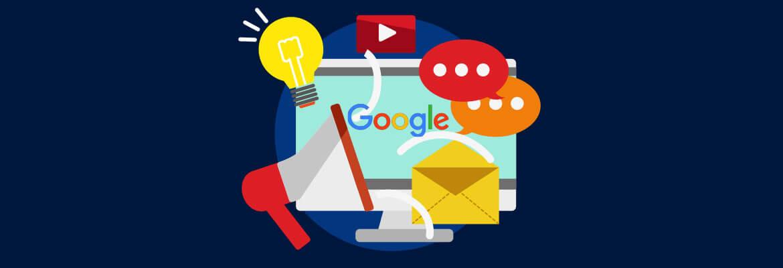 Como divulgar meu site no Google