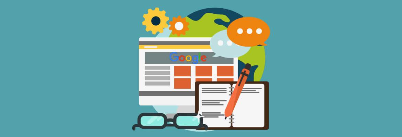 Fazer sites no padrão Google